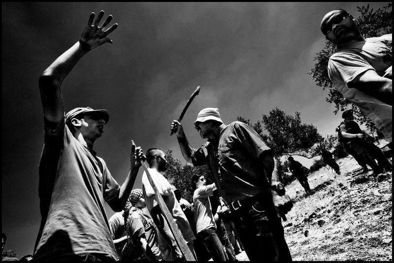 Protest_riot_palestine_israel_west_bank_ni'ilin_arab_jewish_conflict_war08_08_08_G6Y7501-Edit