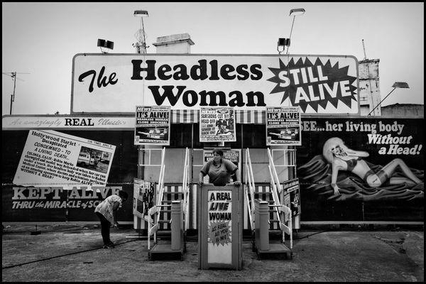 Dreamland Circus Coney Island