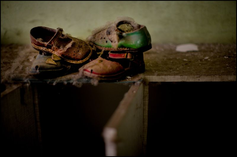 0001_zoriah_photojournalist_war_photographer_chernobyl_pripyat_kids_childrens_shoes_20120722_5390